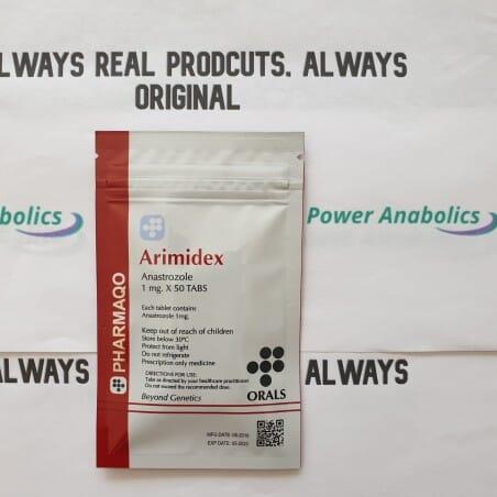 Arimidex Anastrozole PHARMAQO - 1