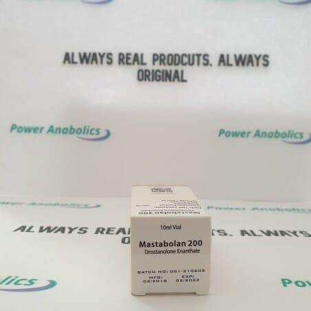 Mastabolan 200 SIS LABS - 1