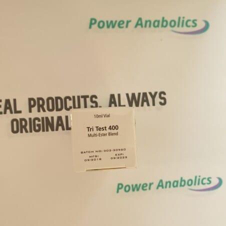 Tri Test 400 SIS LABS - 1 - Buy steroids UK