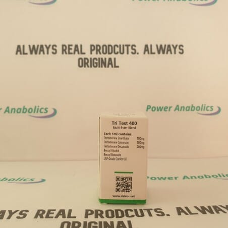 Tri Test 400 SIS LABS - 2 - Buy steroids UK