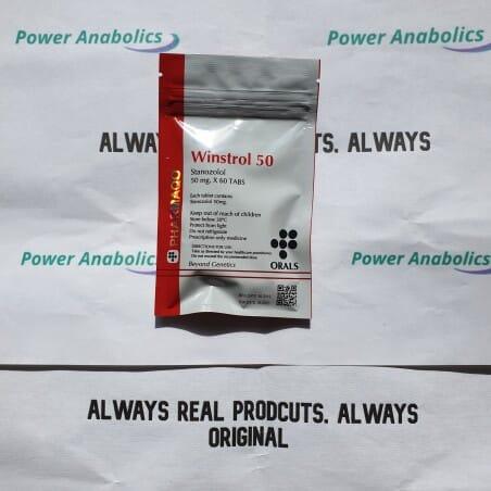 Winstrol 50mg PHARMAQO - 1 - Buy steroids UK