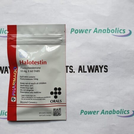 Halotestin PHARMAQO - 1 - Buy steroids UK