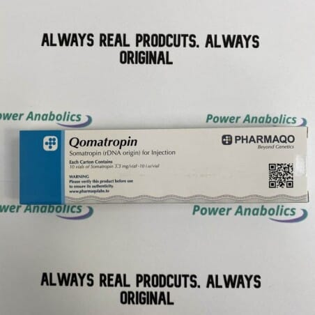 Qomatropin 100IU PHARMA QO Steroids Shop UK Pay by PayPal Card, Credit/Debit Card
